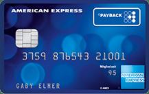 Die American Express Payback Card