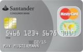 Die Santander Travel Mastercard