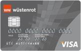 Die Wüstenrot Visa Classic Kreditkarte