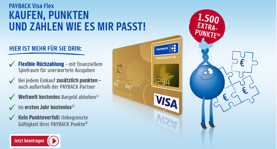 payback kreditkarte erfahrungen