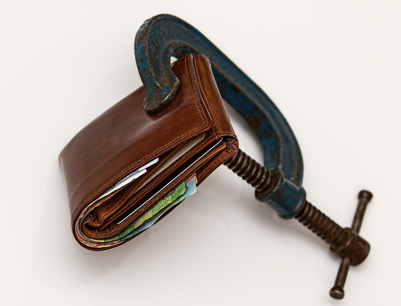 Sollzinsen für Kreditkarten