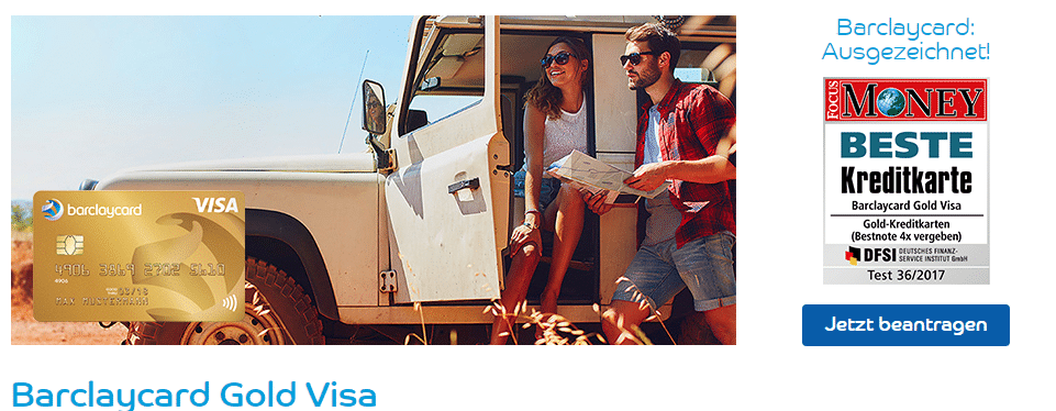 kreditkarten mit versicherungspaket