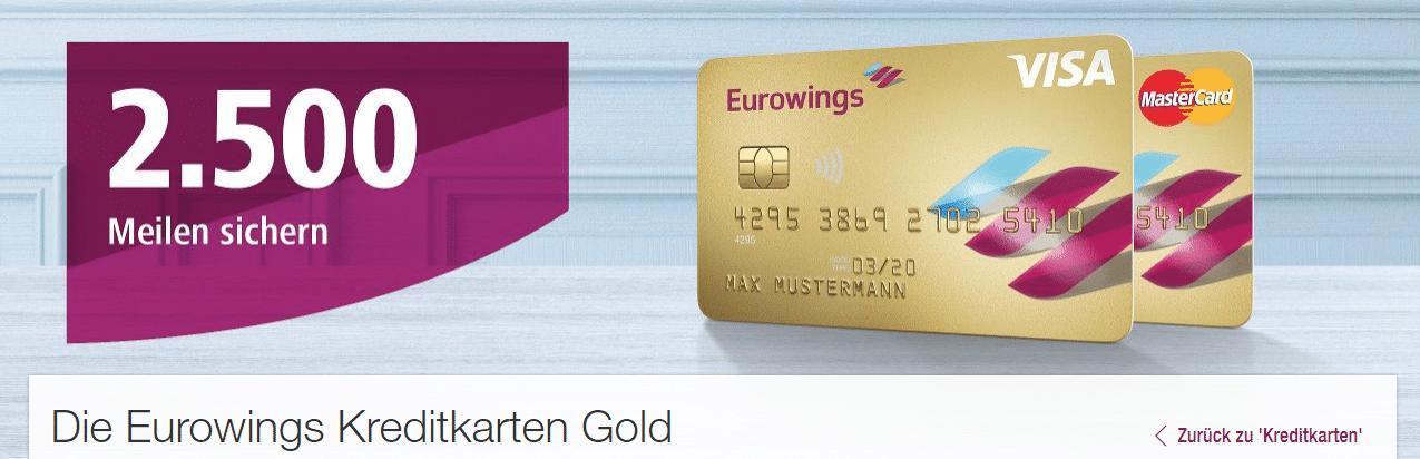 kreditkarte mit Versicherungen