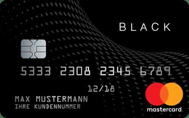 Black White Mastercard